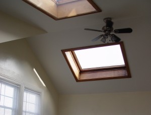skylight repair / fort worth / armstrong's