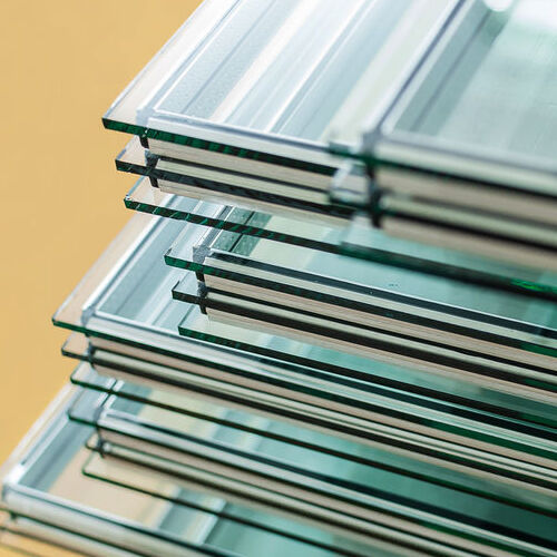 Tempered Glass Shelves.
