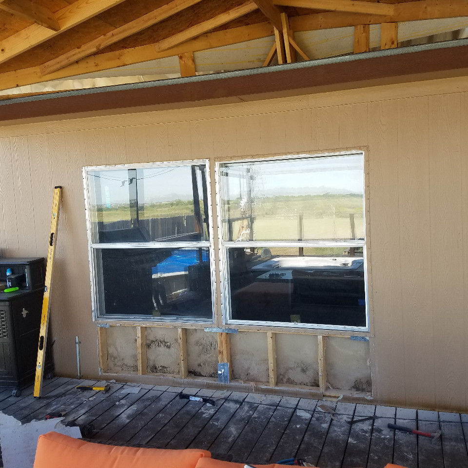 window construction
