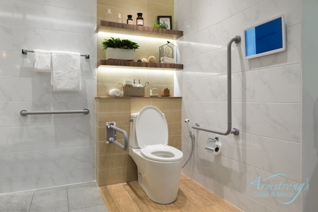 ADA Showers