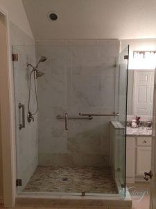 frameless glass shower doors - Frameless Glass Shower Door