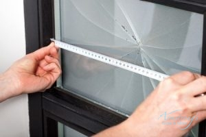 Get an Estimate for Broken Glass Repair