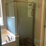 Glass Bath and Shower Installation